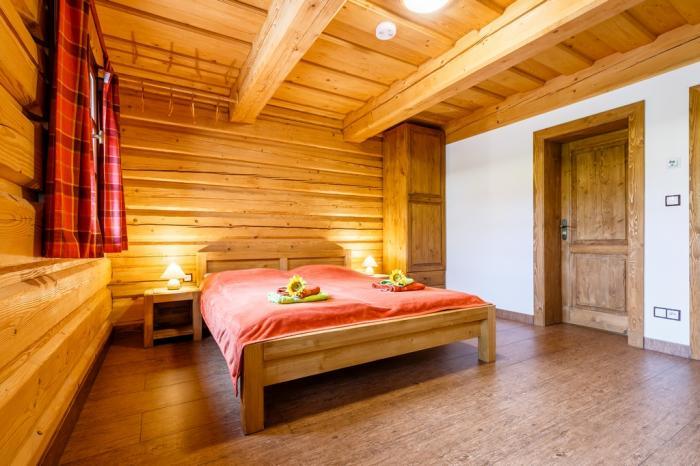 Apartmán 1 - manželská postel