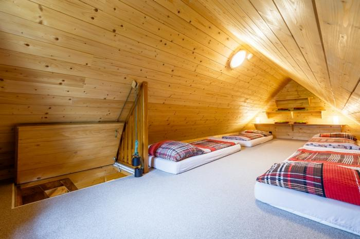 Apartmán 4 - podkroví